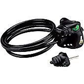 Crazy Stuff Cable Lock: Black Dragon