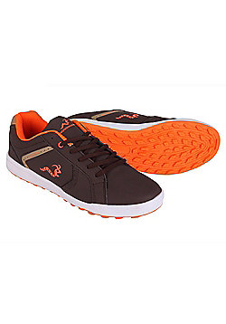 Woodworm Surge V2.0 Casual Spikeless Street Golf Shoes - Brown
