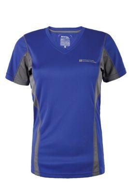 Womens Swish Short Sleeve Sport Gym Running Walking Hiking UV Protection T-Shirt