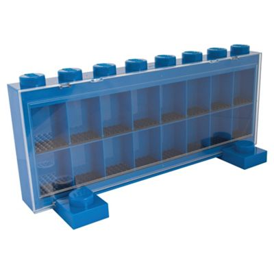 LEGO Mini Figure Case Lge Blue