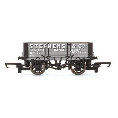 HORNBY Wagon R6746 4 Plank Stephens & Co.