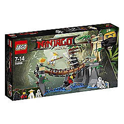 LEGO Ninjago Movie Master Falls 70608