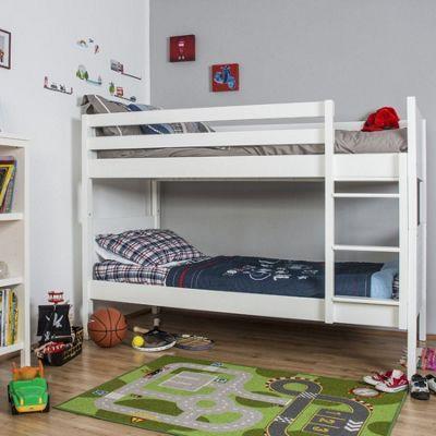 Jango Bunk Bed - White