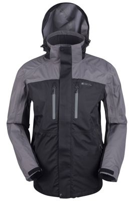 Mountain Warehouse Cairn Extreme Mens 3 Layer Jacket ( Size: S )
