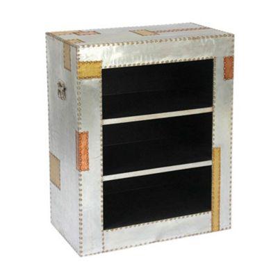 Aluminium and Copper Shelf