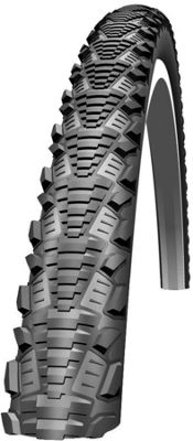 Schwalbe CX Comp Tyre: 700c x 30mm Black Wired. HS 369, 30-622, Active Line, Kevlar Guard