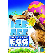 The Great Eggscapade DVD