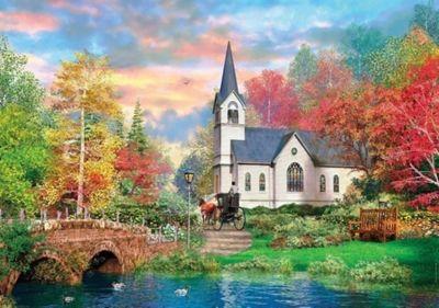 Colourful Autumn - 1500pc Puzzle