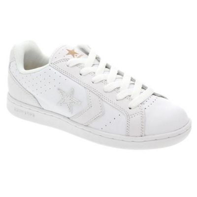 Converse Karve Court Leather Ox White/Tan Shoe 102826