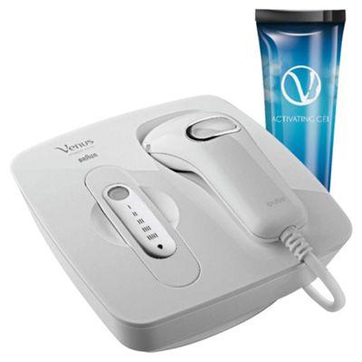 Gillette Venus Naked Skin Designed by Braun -  Intense Pulsed Light Hair Reduction System