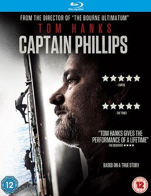 Captain Phillips (Uv) Blu-Ray