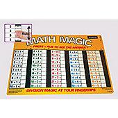 Zoobookoo Division Random Math Mat
