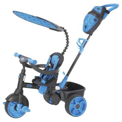 Little Tikes 4-in-1 Trike, Neon Blue