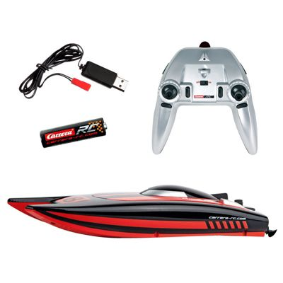CARRERA RC Catamaran Race Boat 2.4Ghz RTR 301016