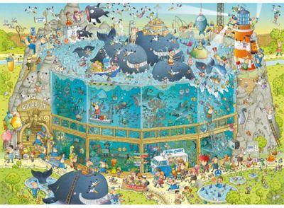 Ocean Habitat - 1000pc Puzzle