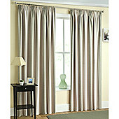 Enhanced Living Twilight Green Pencil Pleat Curtains - 90x90 Inches (229x229cm)