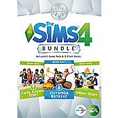THE SIMS 4 BUNDLE PACK 3 (PC)