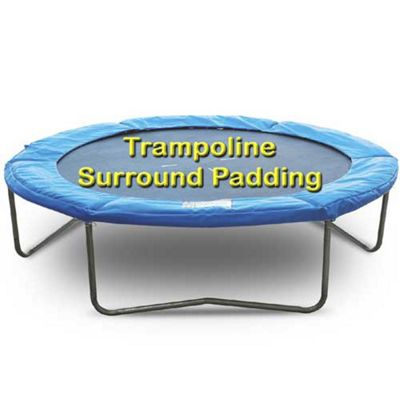 Blue 10 ft Replacement Trampoline Surround Pad
