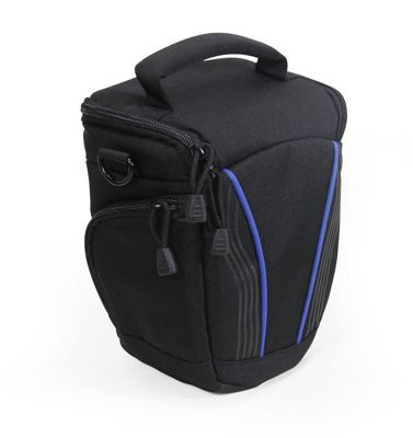 Black Camera Bag For The Canon EOS 700D