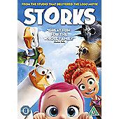 Storks DVD