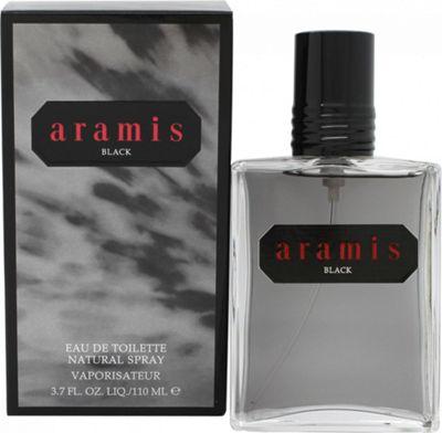 Aramis Black Eau de Toilette (EDT) 110ml Spray For Men