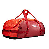 Thule Chasm Extra Large XL 130 Litre Roarange Red Orange Duffel Bag
