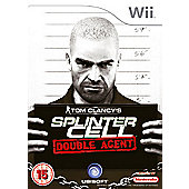 Tom Clancys Splinter Cell - Double Agent - NintendoWii