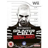 Tom Clancys Splinter Cell - Double Agent - NintendoWii