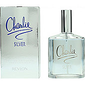 Revlon Charlie Silver Eau de Toilette (EDT) 100ml Spray For Women
