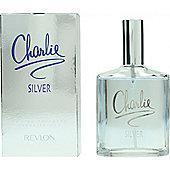 Revlon Charlie Silver Eau de Toilette (EDT) 100ml Spray For Women