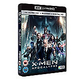 X-Men: Apocalypse 4K Ultra HD Blu-ray