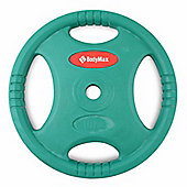 Bodymax 10Kg Green Radial Studio Set Disc (single)