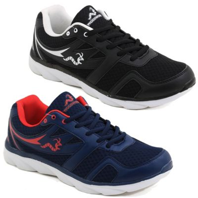 2 X Woodworm Txi Mens Running Shoes / Trainers Size 6.5