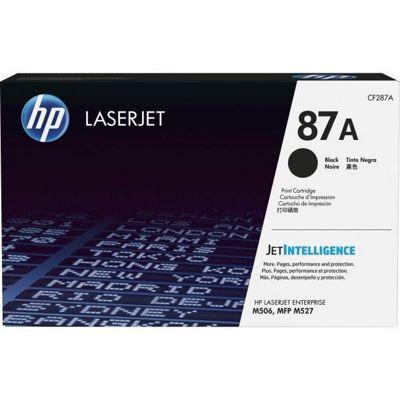 HP Printer ink cartridge for LaserJet Enterprise M506 - Black