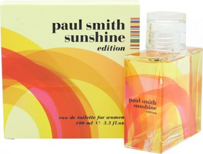Paul Smith Sunshine Edition Eau de Toilette (EDT) 100ml Spray For Women