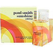 Paul Smith Sunshine Edition Eau de Toilette (EDT) 100ml Spray For Women