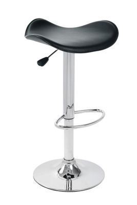 Lamboro Barstools Venus Bar Stool - Black
