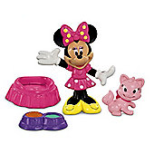 Fisher Price Minnie Mouse Bowtique Minnie Mouse And Kitten