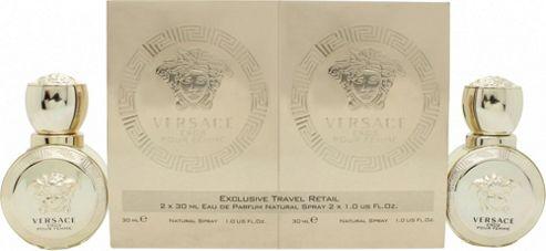 Versace Eros Pour Femme Gift Set 2 x 30ml EDP For Women