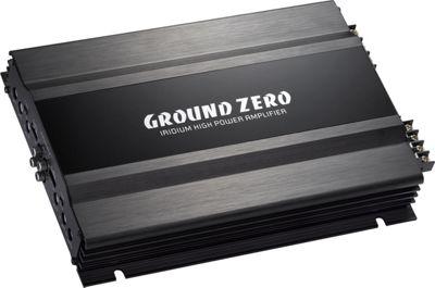 Ground Zero Iridium 4155HPX-B 4 Channel Amplifier