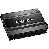 Ground Zero Iridium 4155HPX-B 4 Channel Amplifier