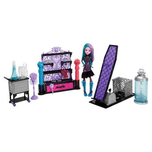 Monster High Create a Monster Colour Me Creepy Design Chamber