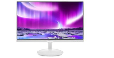 Philips 27 LCD Monitor With AmbiGlow Plus Base