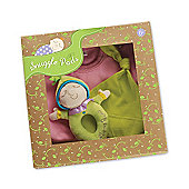 Snuggle Pods Sweet Pea Gift Set suitable from Birth to 6 months