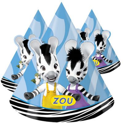 Discontinued - Zou Party Hats