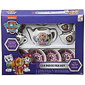 Paw Patrol 10 Piece Tea Set