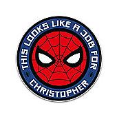 Spider-Man Personalised Magnet