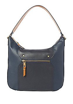 F&F Hobo Bag Navy One Size