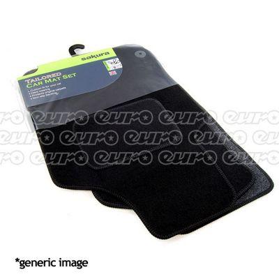 Tailored Car Mat Set (Black) Citroen C8 >07 (3 Pc)
