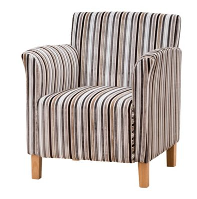 Sofa Collection Vivaldi Tub Chair - Grey